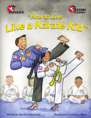 """how to live like a karate kid"""
